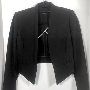 Alice + Olivia Black Blazer